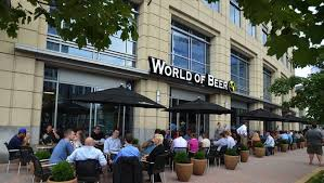 Craft beer tavern chain World of Beer coming here