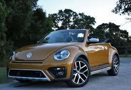 2017 Volkswagen Beetle Convertible Dune Test Drive Review ...