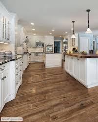 interior wood floors in kitchen vs tile contemporary that looks like hardwood flooring home remodeling