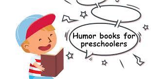humor books for preschoolers