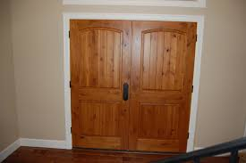 White Interior Doors With Stained Wood Trim For New Ideas White