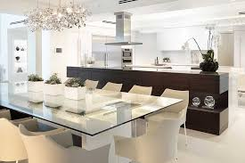 penthouse furniture. Styling A Fort Lauderdale Penthouse With Stand-out Custom Dining Table Furniture