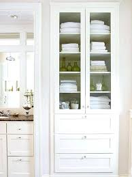 modern bathroom storage cabinets. White Modern Storage Cabinet Excellent Creative Bathroom Ideas Cabinets Small Throughout Bamboo Linen