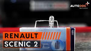 Hoe Een Parkeerlicht Lamp Vervangen Op Een Renault Scenic 2 Handleiding