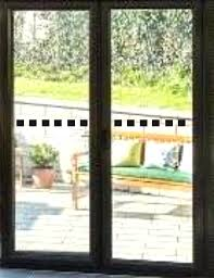 glass door stickers safety patio capital decals for