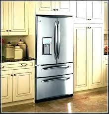 kitchen cabinets around fridge kitchen cabinet refrigerator refrigerators end panel