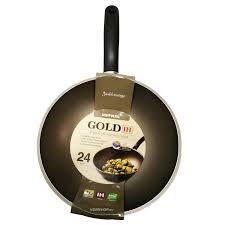 <b>Сковорода вок</b> Gold IH HappyCall 24 см, Корея — купить в Москве ...
