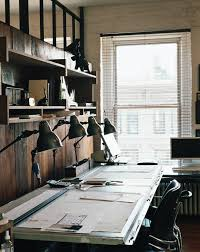 industrial look office interior design. Good Office Interior Design Industrial With Nice Space At Roman And Williams Love The Look