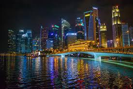 infinity pool singapore night. Singapore Infinity Pool Night Adventures \u0026 Sunsets