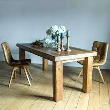 reclaimed wood dining set dining table with leather chairs rustic extendable reclaimed wood dining set with