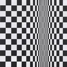 Movement in <b>Squares</b> - Bridget Riley — Google Arts & Culture