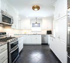 light grey kitchen cabinets gray with black cabinet white countertops marble