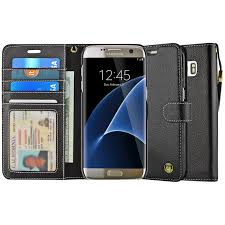 ottima samsung galaxy s7 genuine leather wallet case loading zoom