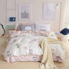 hotel style bedding cute dorm bedding cloud cot bed duvet cover baby boy bedding sets galaxy bed sheets