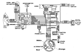 d7dcwirdia jpg this one is dc and two hl switches 3 lighting coils external ignition coil and battery wiring diagram here