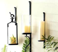 candle wall holders wall sconces for candles candle wall sconces wall mount pottery barn decorative wall candle wall holders