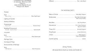 Theater Program Template Theatre Google Docs
