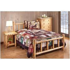 Log Bedroom Furniture Bedroom Picture Of Bear Rustic Bedroom Furniture Log Beds Log