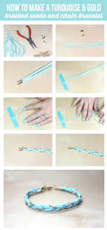 Braided Bracelet Patterns Unique How To Make A Braided Bracelet Cute And Simple Tutorial On