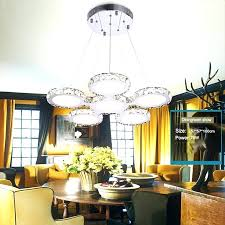 dining room crystal chandelier modern contemporary luxury linear