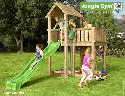 jungle gym mansion