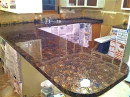 diy paint granite countertops