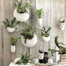 round wall planter planters ikea uk powers ceramic wall planters