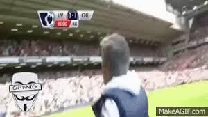 Последние твиты от josé mourinho (@josemourinhotv). Jose Mourinho Crazy Celebration After Chelsea S 2nd Goal Vs Liverpool On Anfield 27 4 2014 On Make A Gif