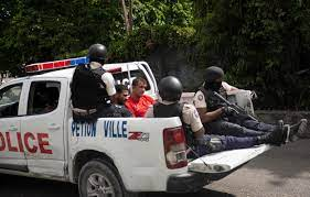 Haiti Hunts for More Suspects in ...