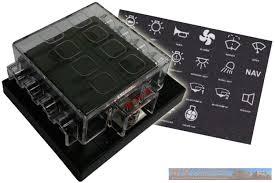 electrical diy camper camper fuse box breakers inverter kit Camper Fuse Box #44