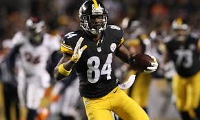 Antonio Wait Cannot Wr Steelers Sign Brown To