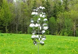 delphinium kinetic wind sculpture wind