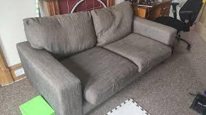3 seats couch in shandon edinburgh