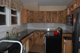 Cabinet Refacing Ideas Killer How To Refinish Kitchen Cabinets