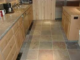 Ceramic Kitchen Tile Flooring Best Ceramic Tan Floor Tiles For Kitchen Home Designs