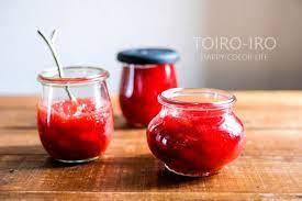 イチゴ ジャム レシピ