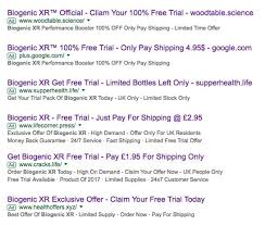 biogenic xr reviews. Biogenic XR Adwords Bridge Page Spam Xr Reviews