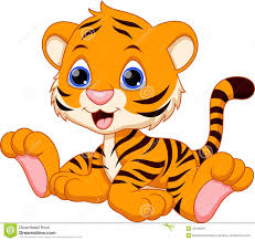 cute animated baby tigers. Wonderful Baby Cute Baby Tiger Cartoon Inside Animated Baby Tigers