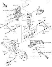 Suspension shock absorber