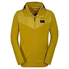 Buy Jack Wolfskin M Sambesi Jacket Mustard Seed Online Now