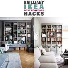 brilliant ikea billy bookcase s