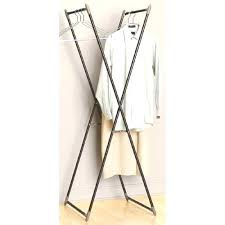Collapsable Coat Rack Magnificent Collapsible Clothes Rack Garment Rack Target Rack Drying Portable