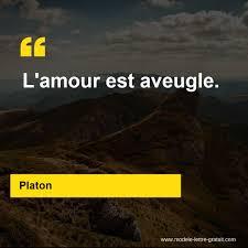 Citation Lamour Rend Aveugle Infos Et Ressources