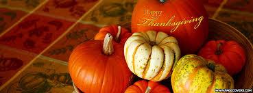 thanksgiving gourds facebook cover