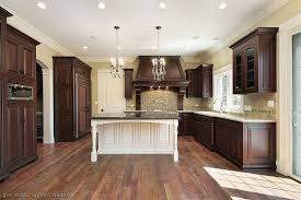 kitchens with dark brown cabinets. Full Image Kitchen Cherry Wood Bathroom Cabinets Black Metal Simple Chandelier Round White Pendant Lighting Copper Kitchens With Dark Brown