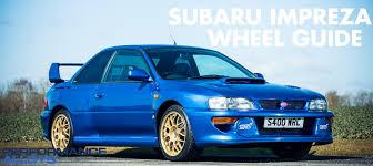 Subaru Impreza Wheel Size And Wheel Fitment Guide