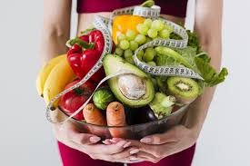 Over 4,976,352 healthy food pictures to choose from, with no signup needed. Diet Concept With Sport Woman And Healthy Food Free Photo Nohat Free For Designer