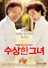 Miss Granny – Legendado