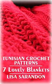 Tunisian Crochet Patterns Fascinating Tunisian Crochet Patterns 48 Lovely Blankets Crochet Patterns
