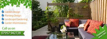 Small Picture Outside Designs Creative Garden Design garden design north